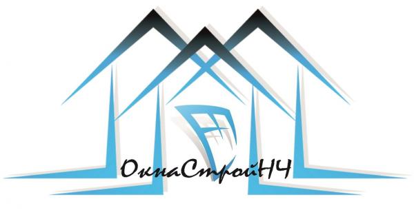 Логотип компании ОкнаСтрой-НЧ